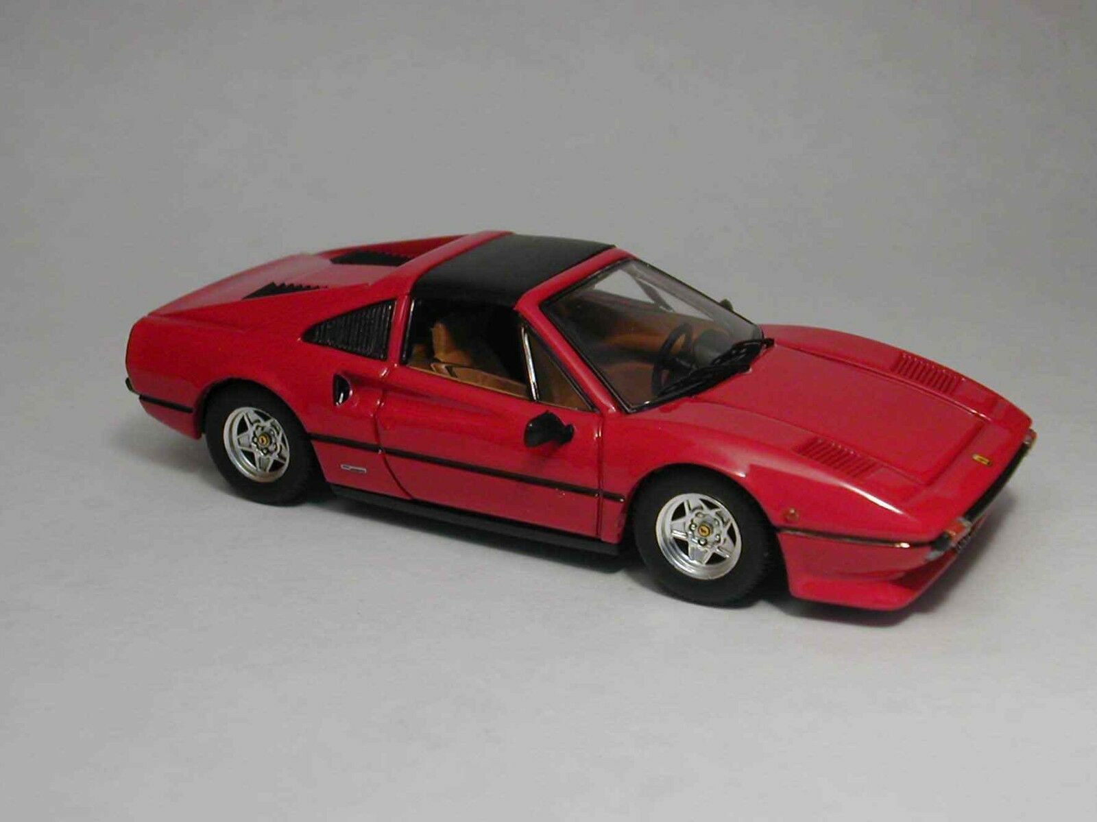 Ferrari 308 Gts 1977 rouge 1 43 Model BEST MODELS