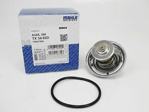 Thermostat 82°C with Seal MAHLE Audi A6 A8 RS6 VW Touareg Phaeton TX3482D