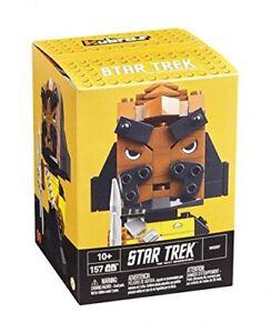 Acheter Pas Cher Kubros Mega Bloks #09 - Worf-star Trek The Next Generation * Nouveau Ex-display *-afficher Le Titre D'origine