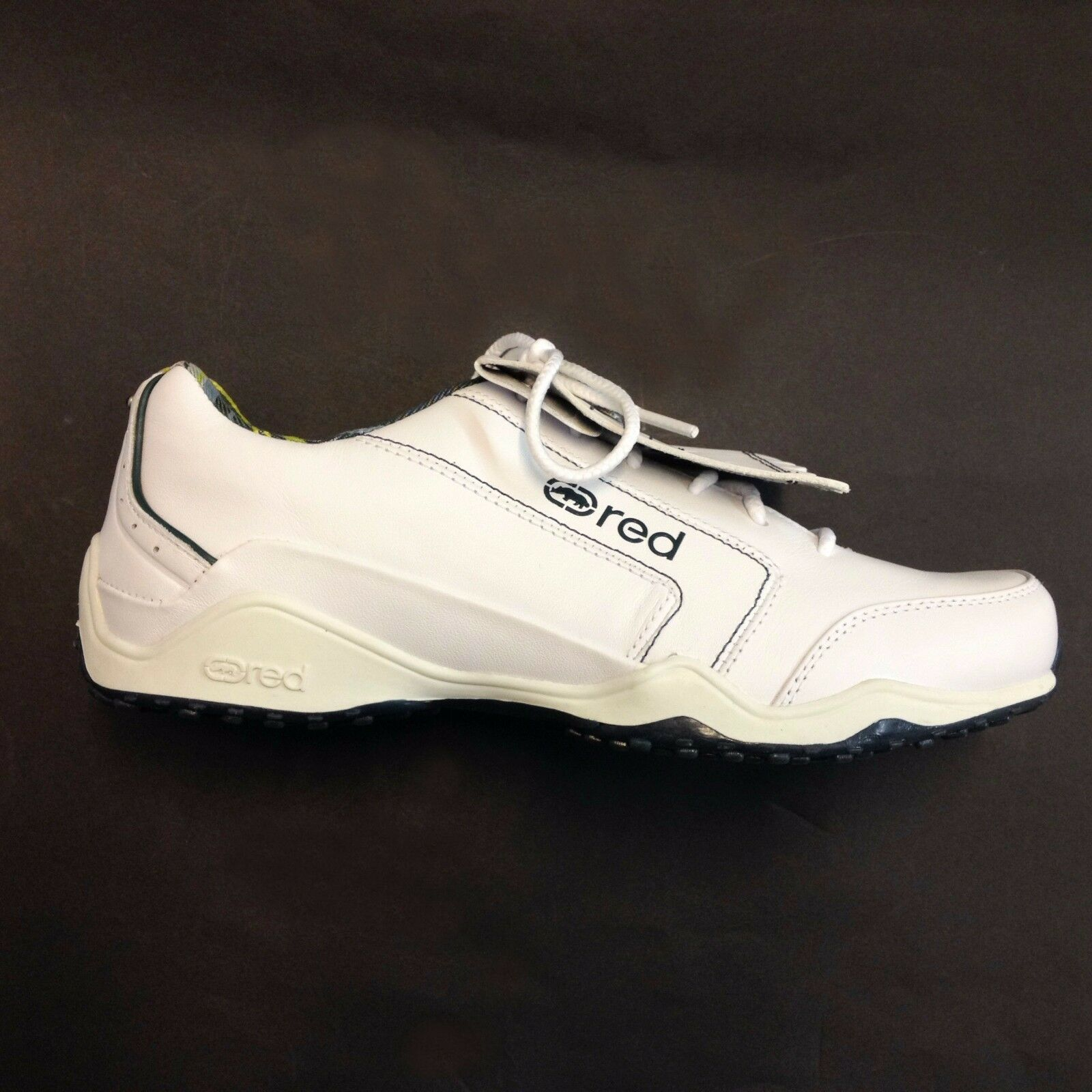 Women Ecko Red shoes White Style  26071 Size 6 thru 10