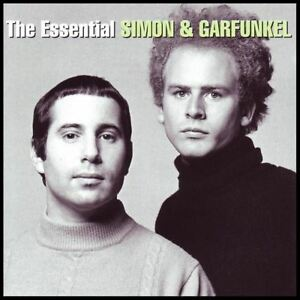 SIMON-amp-GARFUNKEL-2-CD-THE-ESSENTIAL-D-Remaster-60-039-s-70-039-s-PAUL-ART-NEW