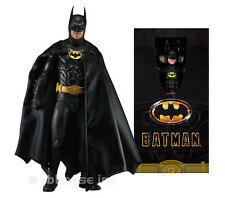 "18"" BATMAN figure 1989 MICHAEL KEATON movie 1/4 SCALE SERIES dark knight NECA"
