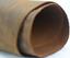 Vachette vache cuir véritable marron foncé 2 mm épaisseur 50x22cm Taille Pour Fourreau