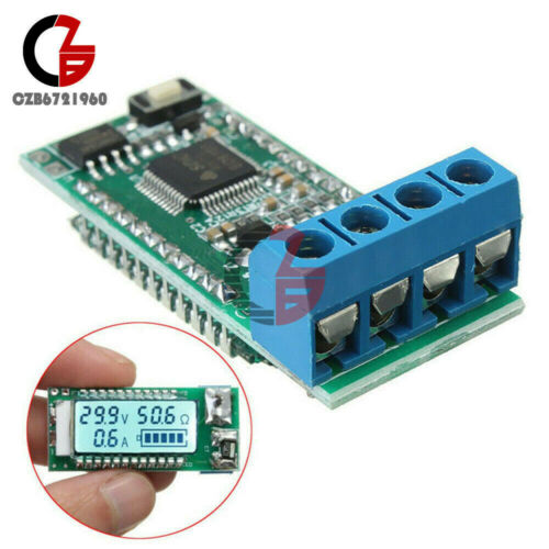18650 LCD Voltage Capacity Meter 26650 Lithium Li-ion Battery Tester with Case