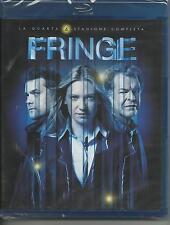 Fringe. Stagione 4 (2012) 4 Blu Ray