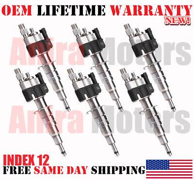 Set//8 Reman Fuel Injectors OEM Siemens 2009-17 Dodge Durango 5.7L V8 #05037479AA
