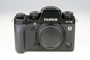 Fuji Fujifilm X-T 3 schwarz 26,1 MP spiegellose Systemkamera Gehäuse - Hamburg, Deutschland - Fuji Fujifilm X-T 3 schwarz 26,1 MP spiegellose Systemkamera Gehäuse - Hamburg, Deutschland