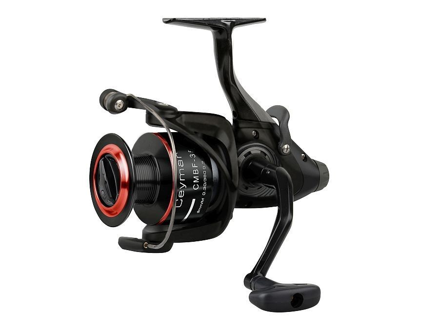 Okuma Ceymar Baitfeeder /Light weight/ Carp free reel with free Carp spool system 2b4056
