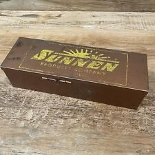 Vintage Metal Carrying Case Only Box For Sunnen An 815 Portable Cylinder Hone