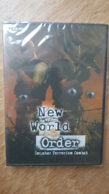 New World Order (PC: Windows, 2003) - NEW & SEALED