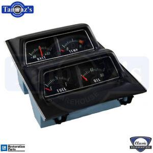 image is loading 68-74-nova-71-74-ventura-console-gauge-