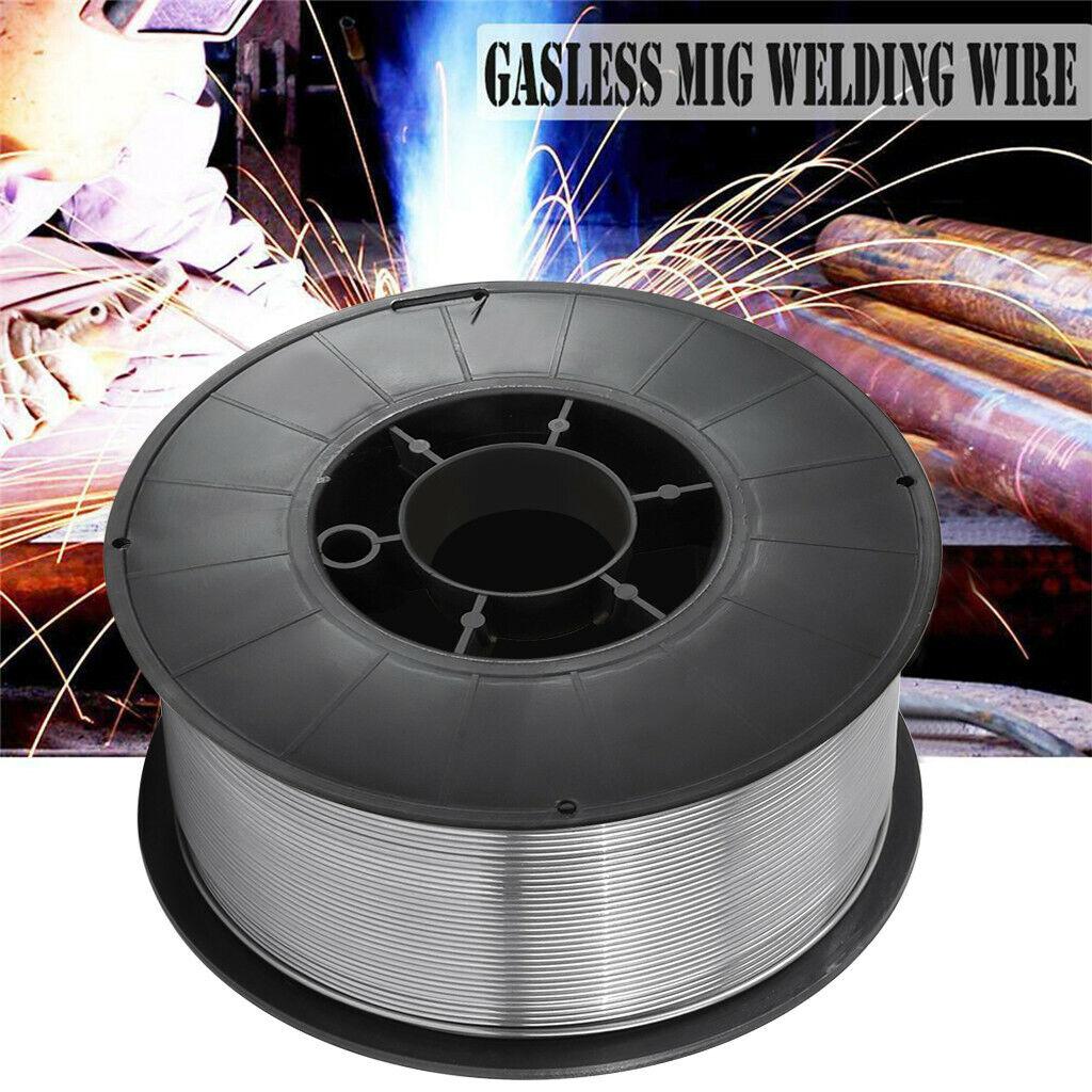 E71T-11 .035 x 10lb 2 PK MIG Gasless Flux Core Welding Wire Spools Blue Demon