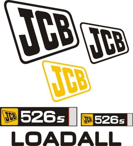 JCB 526s Telescopic Handler.