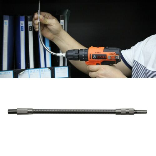 30cm flexible Schrauber Verlängerung für Bohrmaschinen,Bit Aufsatz,Adapter