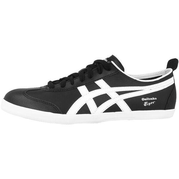 ASICS ONITSUKA TIGER Messico Messico Messico 66 Vulc Scarpe nere bianche d234l-9001 scarpe da ginnastica per | Imballaggio elegante e robusto  | Uomini/Donna Scarpa  e5d66a