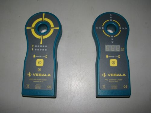 Bohrpunkt Ortungsgerät PK2 bis 150cm Vesala PK 2 Kabelortung Kabelortungsgerät