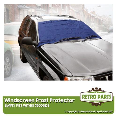 Fensterscheibe Schnee Eis Windschutzscheibe Frostschutz für Peugeot 206 sw