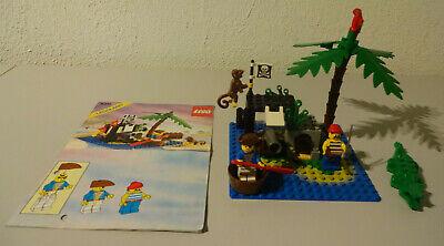 J9 Lego 6260 Shipwreck Island Used 100 Complete With Ba Pirates Mini Figurine Ebay
