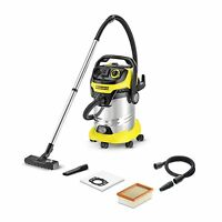 Karcher Wet Dry Corded Vacuum Wd6p 2000w 30l Capacity Power Outlet German Brand