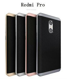 For-Xiaomi-Redmi-Pro-Shockproof-Hard-Bumper-Hybrid-Soft-Rubber-Case-Skin-Cover