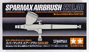 Tamiya-74801-Sparmax-Airbrush-SX-0-3D-0-3mm-nozzle