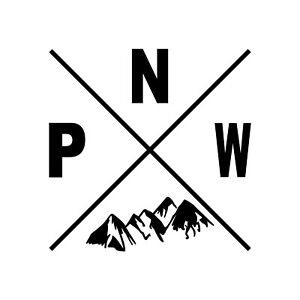 PNW-Mountain-Camping-Graphic-Emblem-for-Truck-RV-Car-Auto-Decal-Vinyl-Sticker