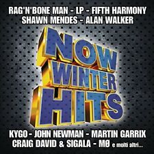 Various Artists - Now Winter Hits 2016 / Various [New CD] Italy - Import