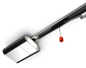 Laufschiene NEU Normstahl Garagentorantrieb Magic 600-2 Kompl.ohne Handsender