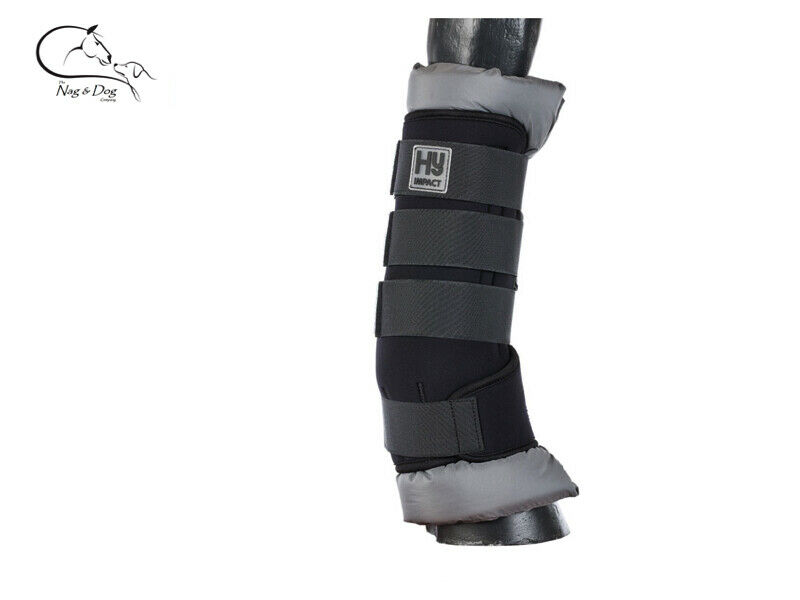 HyImpact Stable Support Tendon Leg Warmth Predection Horse Boot FREE P&P
