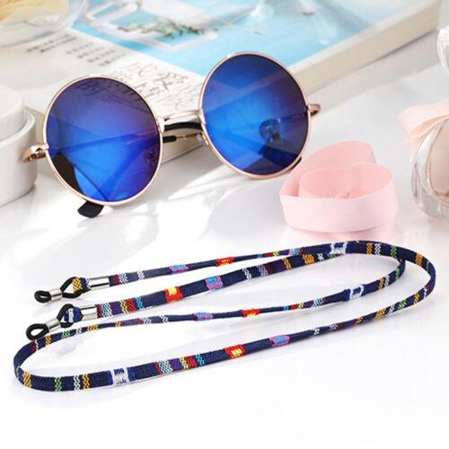 Military Outdoor Eyeglass Sunglasses Cord Strap Eyewear Lanyard 10 Colors CA