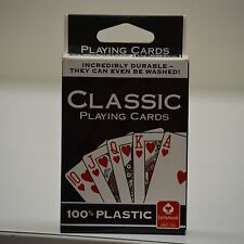 Cartamundi Classic Plastic Playing Cards Deck Brand New Sealed
