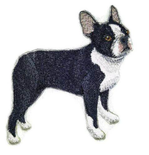 Beautiful Custom Dogs Embroidered Iron On Patches B