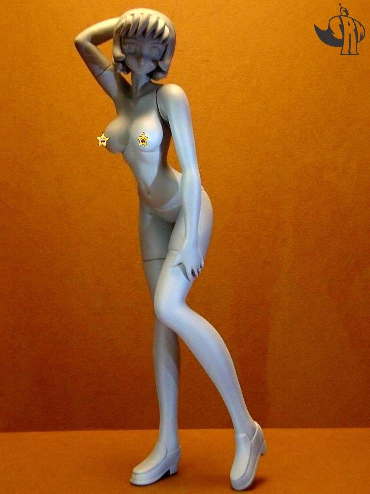 Devilman デビルマン Miki kit Makimura 牧村ミキ resin kit Miki 1/5 by Korova Milk Bar/SRM 1f3ed3