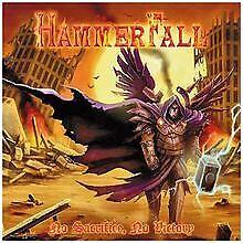 No-Sacrifice-No-Victory-Limited-Edition-von-Hammerfall-CD-Zustand-gut
