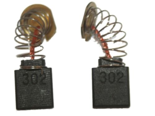 9542 NEUF 1 Makita charbon brosses cb-302 191959-3 pour par exemple 9541