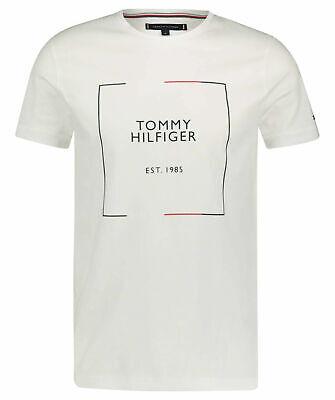 XXL navy Neu Tommy Hilfiger Herren T-Shirt Tee Shirt Sommerkollektion Gr S