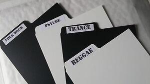 10-x-Filotrax-CD-Dividers-Black-amp-White-Blanks