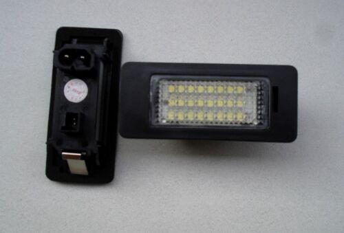 LED iluminación de la matrícula bmw y mini r50 r52 r53 r55 r56 número escudo lámparas