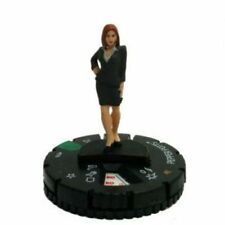 Pepper Potts - 016 Marvel HeroClix M/NM with Card The Invincible Iron Man