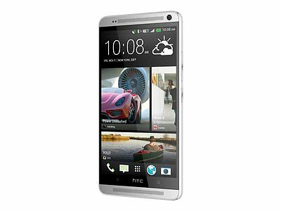 HTC One M7 Silver 32GB (Sprint) Grade A- Clean ESN!