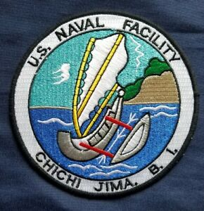 US-NAVY-Military-Patch-Naval-Facility-Chichi-Jima-Bonin-Islands