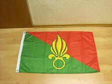 Fahne Flagge Fremdenlegion Legion Etrangere Frankreich Digitaldruck - 60 x 90 cm