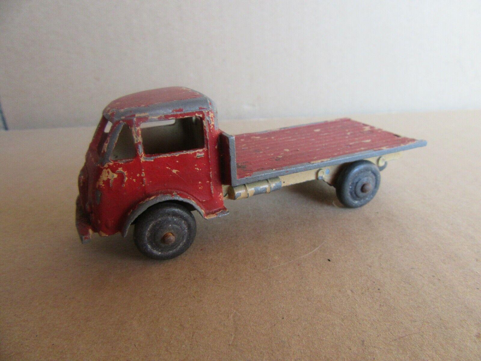 508i dinky 25h ford plateau Brasseur repainted 1 er model metal wheels