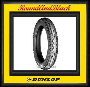 4-10-18-59H-Dunlop-TT100-K81-Classic-Vintage-Motorcycle-Motorbike-Tyre-410-18