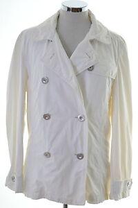 Coton 18 Xl North Taille Blanc Veste Sails Femme qqfwCU0F