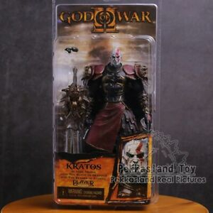 Neca God Of War Kratos Pvc Action Figure Collectible Model Toy Ebay
