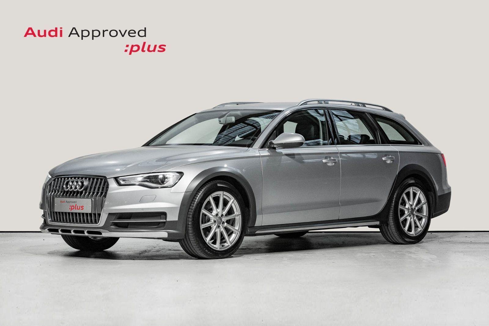 Audi A6 allroad 3,0 TDi 218 quattro S-tr. 5d - 5.095 kr.
