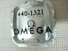 Lot de 2 piéce part Omega 440 - 1321 balancier staff montre watch swiss 25