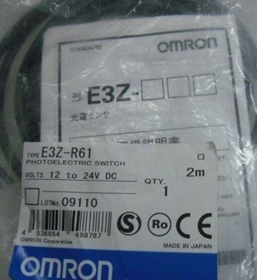 1PCNew E3Z-R61 Omron Photoelectric Switch Senser  12-24VDC