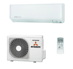 MITSUBISHI-3-5kw-AIR-Con-System-Wall-Mount-Home-Retail-Uses-Air-Conditioner